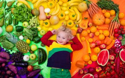 Top Health Benefits of Children Taking Vitamins