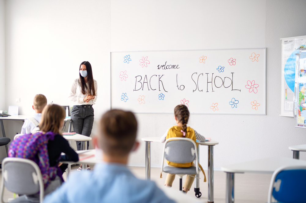 Increase Children's Immunity for School Reopening During the Pandemic
