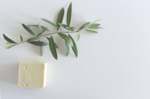 olive leaf extract soap bar